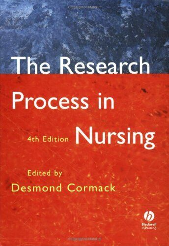 nursing process and research process
