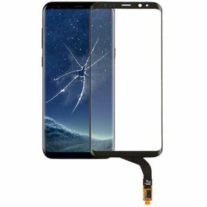 Reparacion-Pantalla-Cristal-Tactil-para-Samsung-Galaxy-S8-Plus-G955f-LCD-Negro