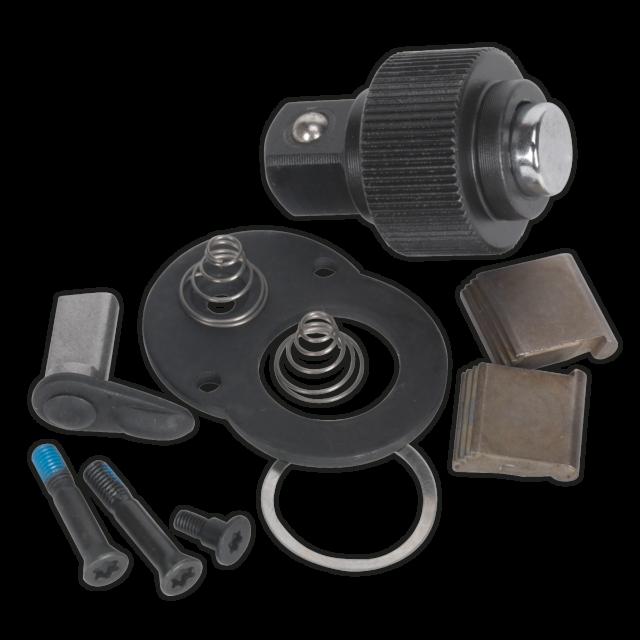 Sealey Reparación Kit para Ak6681, Ak6687, Ak6694 & Ak6697 1cmsq Drive Ak6687.rk