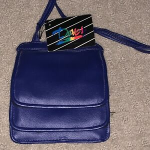 Dover-Crossbody-Small-Purple-Blue-Women-039-s-Handbag-Crossbody-Satchel-NWT