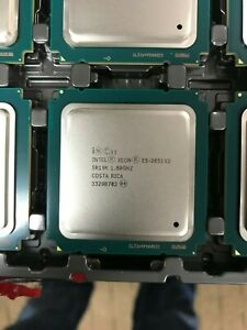 SR19K LGA2011 CPU 105W INTEL 1.8GHz 12-Core Xeon E5-2651 V2