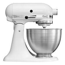 KitchenAid 5K45SS Classic Küchenmaschinen, Weiß   eBay