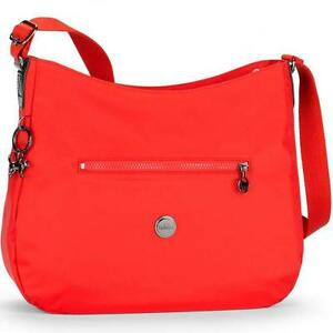 Vivy Borsa Red Bag Shoulder Crossbody Ester Kipling Bnwt Vv zwEqwC6