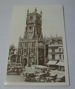 Lot134-c1930-CIRENCESTER-CHURCH-Gloucestershire-Real-Photo