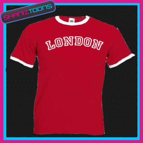 LONDON RINGER RETRO FUNNY TSHIRT