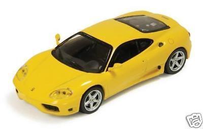 Ferrari 360 Modena  yellow  1999 (Ferrari Collection 1 43   FER017)