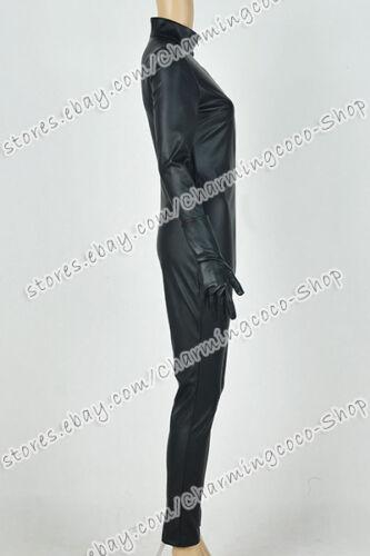 Durarara! Cosplay Celty Sturluson Setton Costume Leather Jumpsuit Cool Hot Sale