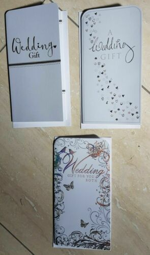 Wedding Money Voucher Money Wallets Choose From 3 Designs
