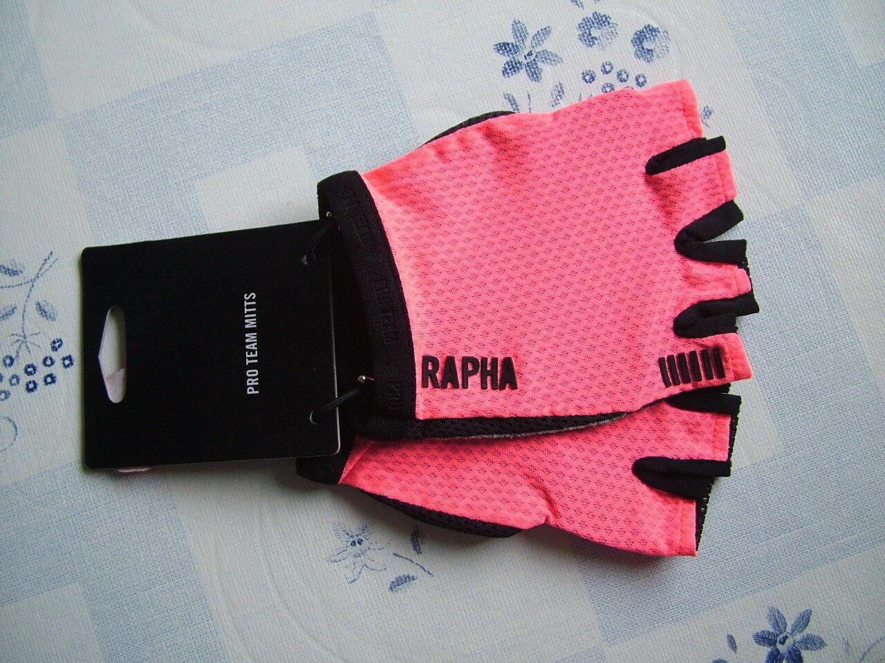 Rapha M PRO TEAM MITTS GLOVES M Rapha Rosa d3e6b3
