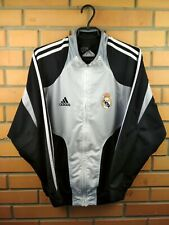 Real Madrid jacket adidas SMALL Track Zip official Training