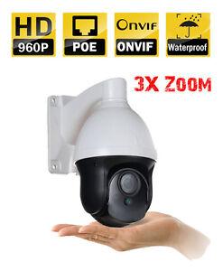 1-3MP-960P-2-8-8MM-3X-ZOOM-3-034-MINI-HD-IP-POE-CCTV-Security-IR-PTZ-Camera-ONVIF