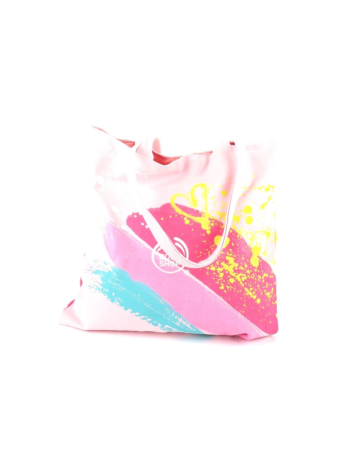 The Body Shop Women Pink Tote One Size