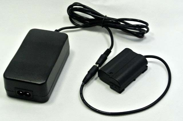 EH-5A +EP-5B For Nikon V1,D800,D7200,D610,D810 camera ac adapter replace ENEL15