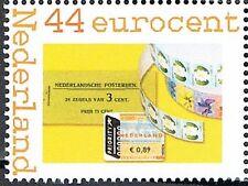 Nederland  2562 postaumaat- SPECTACULAIRE MISDRUK ONTBREKENDE ZWARTDRUK