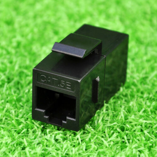 12pcs//pack LINKWAY Ethernet RJ-45 Cat5e Keystone Adapter for Blank Patch Panel