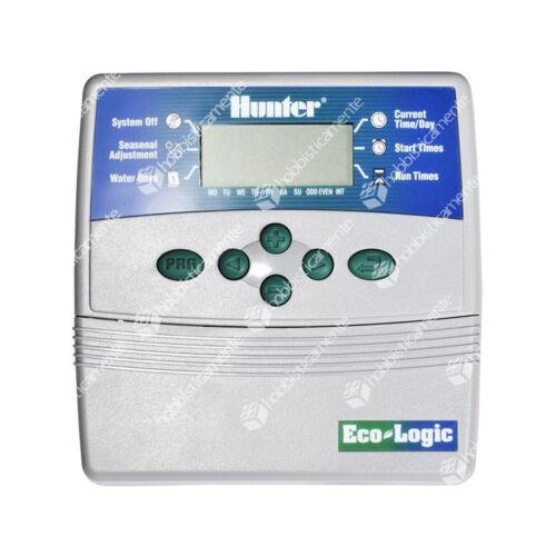 Programmierer Hunter 4 Stationen Eco Logic Elc 401i-E Steuerung Bewässerung Orto
