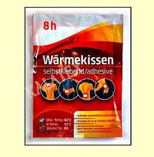 10 x Wärmekissen 8 Stunden Wärmepflaster Schmerzpflaster Wärmepads Thermo Wärme