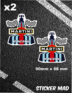martini racing stickers decals lemans f1 supercup williams. Black Bedroom Furniture Sets. Home Design Ideas
