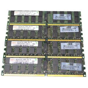 Memory-Ram-FOR-Server-DDR2-PC2-5300P-667MHz-240pins-RDIMM-ECC-Reg-2x-JOB-Lot