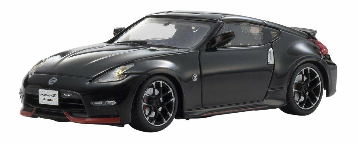 Envío rápido y el mejor servicio Kyosho 1 43 DIE-CAST Nissan Fairlady Z Z34 Nismo Negro Negro Negro KS03666BK modelo de coche  centro comercial de moda