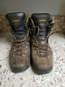 20e9644d2b9 Details about Asolo TPS 520 GV Goretex GTX Hiking Boots US Men's Size 10.5  ~AS IS, Used