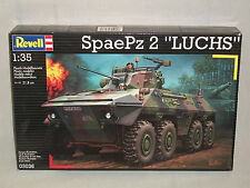 "Revell 1/35 Scale German SpaePz 2 ""Luchs"""