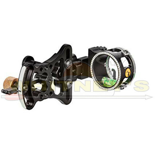 Trophy Ridge Archery Pursuit Single 1 pin Compound bow sight Left Hand AS401L