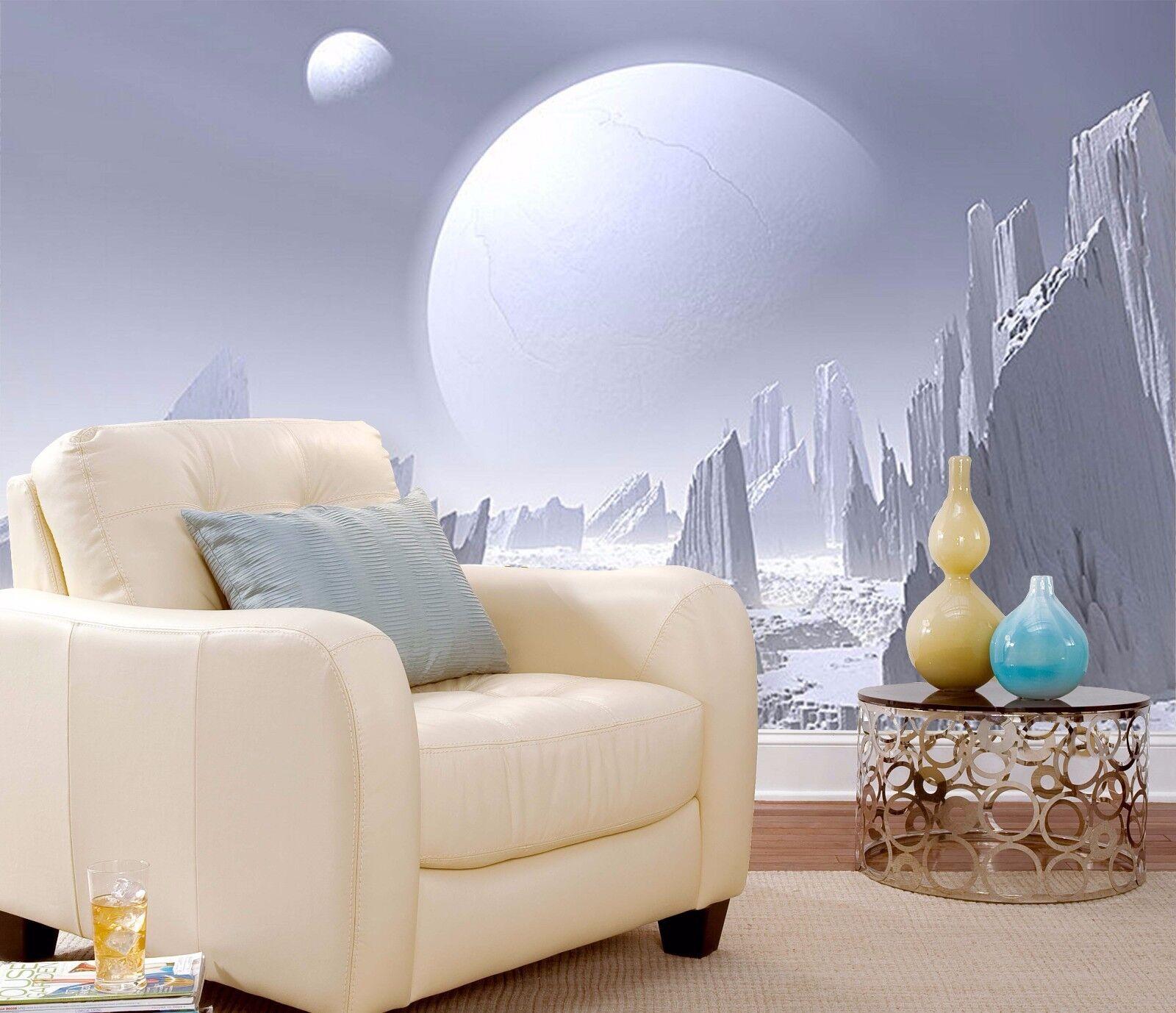 3D Ball Whitie 59 Wallpaper Murals Wall Print Wallpaper Mural AJ WALLPAPER UK