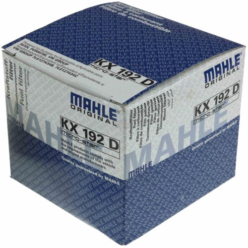 KNECHT Kraftstofffilter KX 192D Fuel Filter Original MAHLE