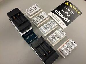 Arlo batteries