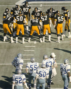 1976-Pittsburgh-Steelers-vs-Dallas-Cowboys-Super-Bowl-8x10-Photo-TERRY-BRADSHAW