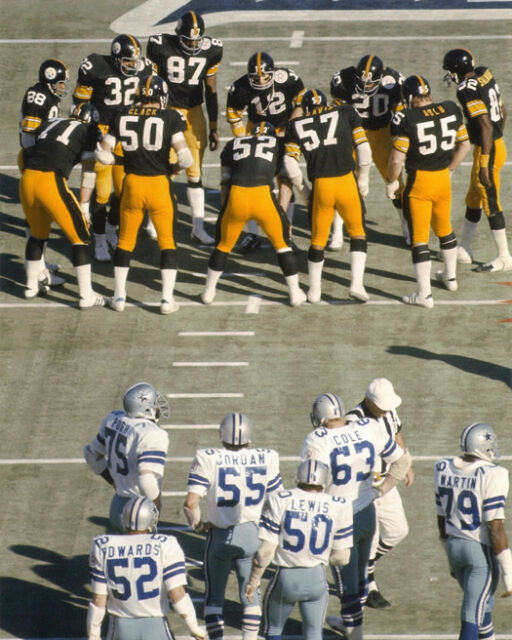 reputable site fbe5f 5bd14 Terry Bradshaw Super Bowl X Pittsburgh Steelers Vs. Dallas Cowboys 8x10  Photo