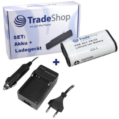 Batería cr-v3 reemplazará cargador para Nikon Coolpix 600 700 800 950 990 4100