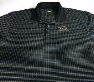 Chariot-Run-Polo-Shirt-Mens-2XL-Dri-Fit-Caesars-Golf-Course-Casino-Hotel-Slots