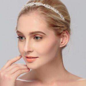 Billiger Preis Hochzeit Braut Kristall Perlen Tiara Diadem Strass Krone Silber Gold Rosegold Gut FüR Antipyretika Und Hals-Schnuller
