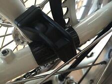 Brompton Carbon Fiber Rear Triangle Frame Guard Protector (MiniMODs)