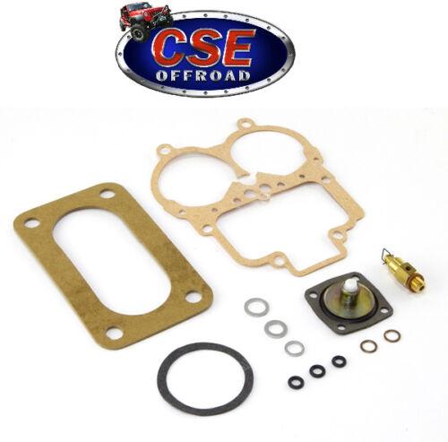 Carburetor Gasket Service Kit For Carter 2 Barrel fits Jeep CJ Wrangler 72-90