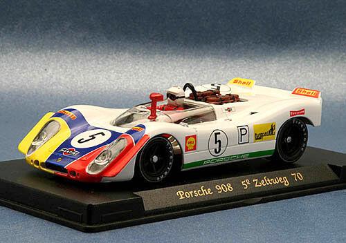 Fly C16 Porsche 908 5th Zeltweg 1970 1 1 1 32 Nuovo New fce7a0