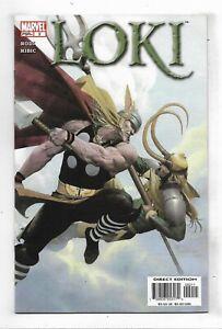 Loki 2004 #2 Very Fine/Near Mint
