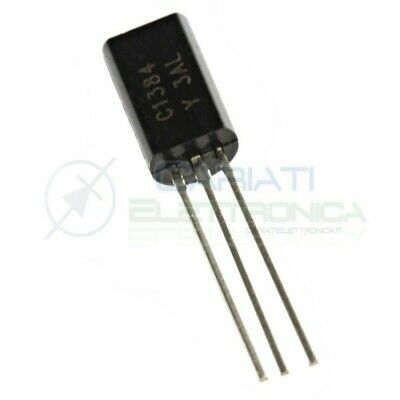 10 x 2SC1740S Rohm Transistor NPN C1740 60V 0.15A NOS TO92s 10 Stück