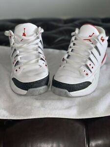 4e61fd2a42e3 Rare Nike Zoom Vapor RF x AJ3 Sz 11 White Cement Air Jordan 3 Roger ...