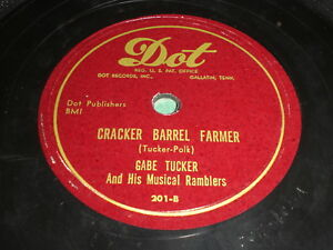 Gabe-Tucker-Cracker-Barrel-Farmer-It-039-d-Surprise-You-78-Country-Bopper