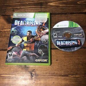 Dead Rising 2 (Microsoft Xbox 360, 2010)- No Manual