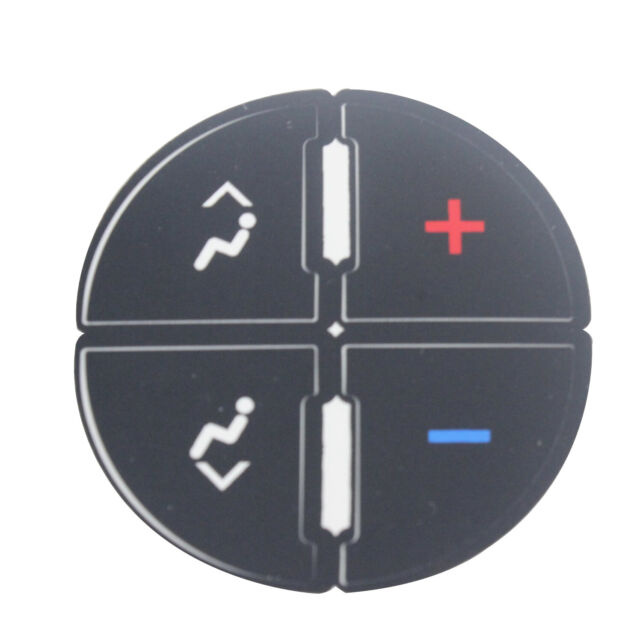 1pcs for Chevrolet GMC Tahoe AC Dash Button Repair Kit Decal Sticker Replacement