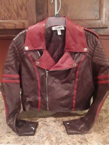 Jean paul gaultier Leather jacket Xl