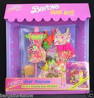 Barbie Beach Blast Barbie Fashion Mall Fashion Mall Playcase