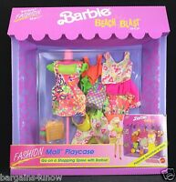Barbie Beach Blast Barbie Fashion Mall Fashion Mall Playcase