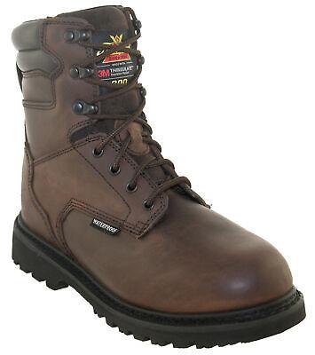 Thorogood Men 12 M Waterproof Steel Toe