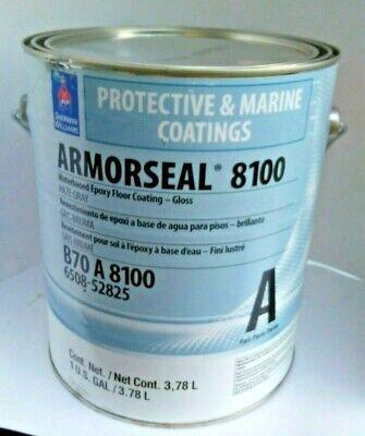 Sherwin Williams Armorseal 8100 Water Based Epoxy Floor