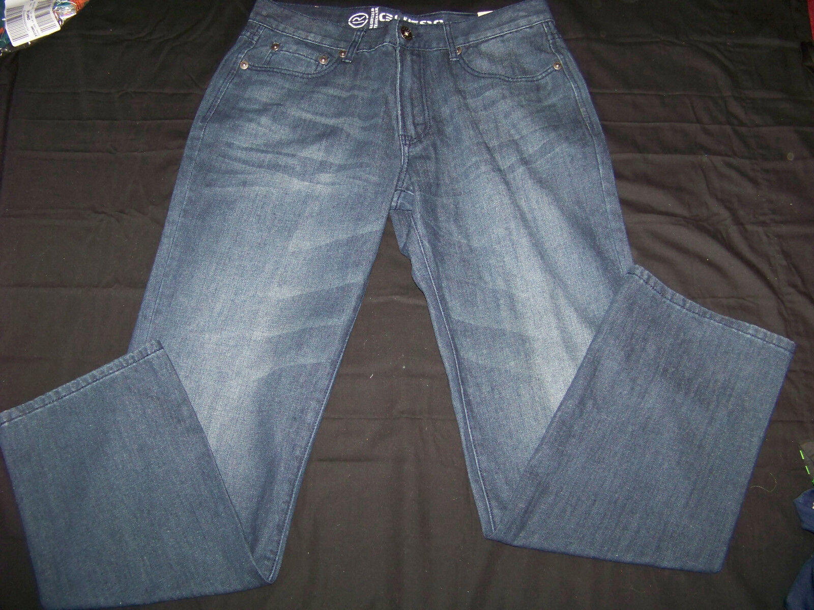 Guess Jeans Men's NWT Dark Wash Retail